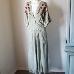 Free people plunge dress (Large)
